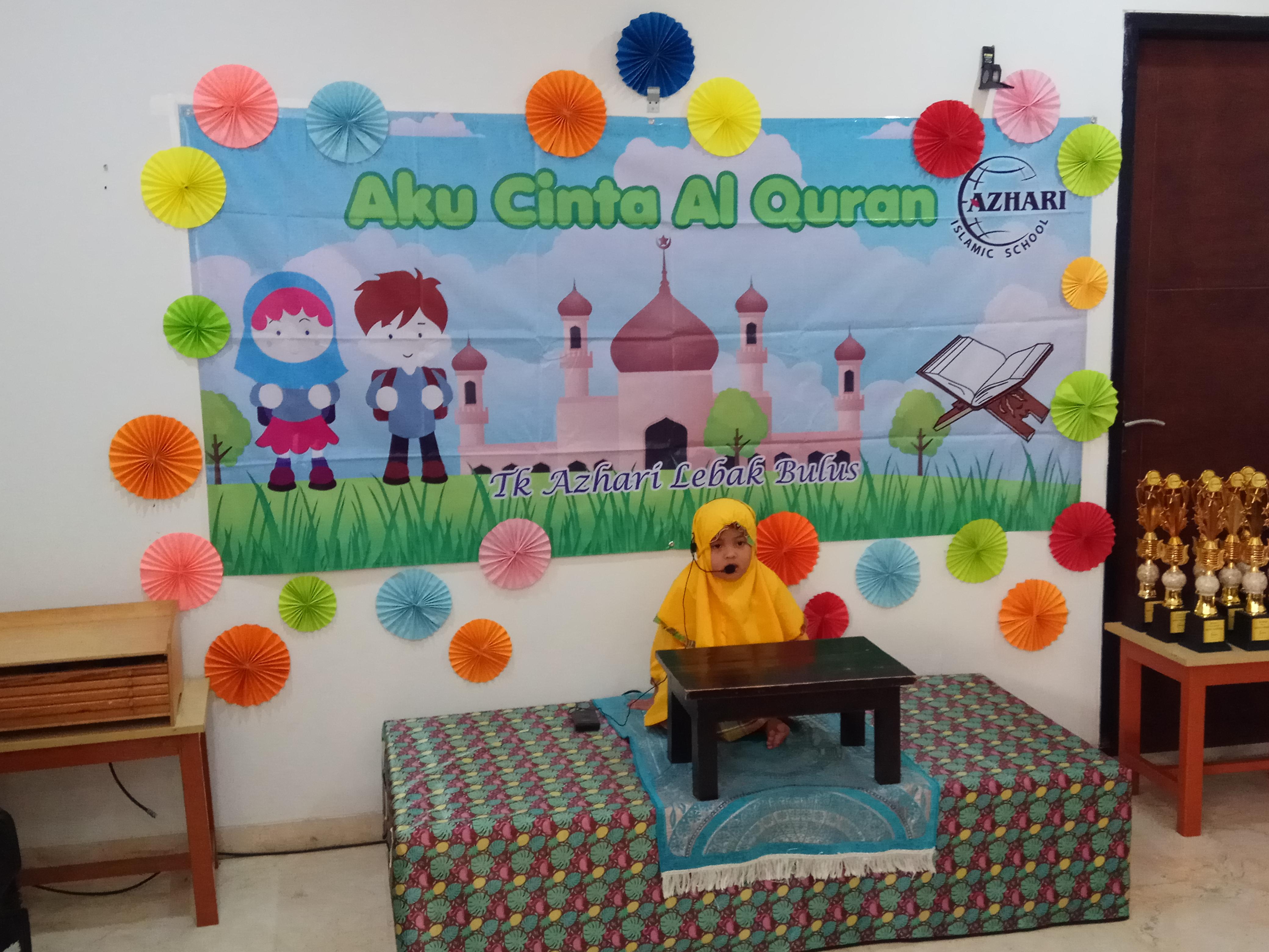 Kegiatan TK Azhari Islamic School Lebak Bulus
