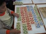 Montessori - Area Matematika